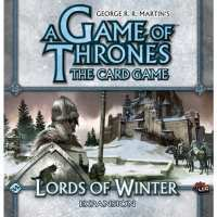 A Game of Thrones LCG: Lords of Winter Expansion - FANTASY FLIGHT GAMES