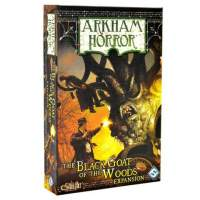 Arkham Horror: Black Goat of the Woods Expansion - FANTASY FLIGHT GAMES