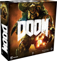 Doom: The Board game - Fantasy Flight Games
