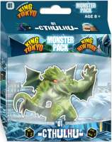 Expansion King of Tokyo / King og New York: Cthulhu Monster Pack (English) - IELLO GAMES