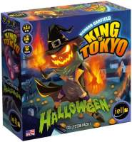 Expansion King of Tokyo: Halloween (English) - Iello games