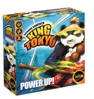 Expansion King of Tokyo: Power-Up Cards - IELLO GAMES