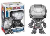 Funko POP CIVIL WAR: WAR MACHINE