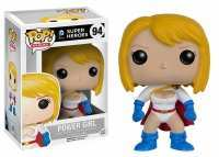 Funko POP HEROES : POWER GIRL