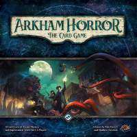Juego Arkham Horror: The Card Game -FANTASY FLIGHT GAMES