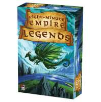 Juego Eight Minute Empire Legends (English)