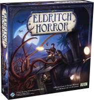 Juego Eldritch Horror - FANTASY FLIGHT GAMES