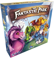 Juego Fantastic park - Blue orange