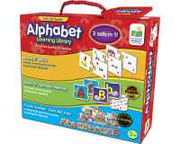 Juego Match It! 3 en 1: Alphabet - Learning Journey