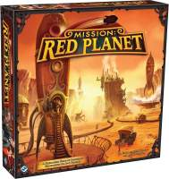 Juego Mission Red Planet - FANTASY FLIGHT GAMES