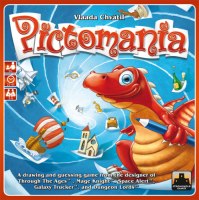 Juego Pictomania - Stronghold Games
