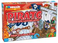 Juego Pirate Snakes And Ladders -Outset