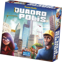 Juego Quadropolis - DAYS OF WONDER GAMES