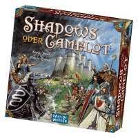 Juego Shadows over Camelot (English) - DAYS OF WONDER GAMES