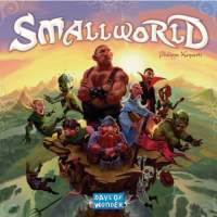 Juego Small World (English) - DAYS OF WONDER GAMES