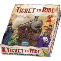 Juego Ticket to Ride (English) - DAYS OF WONDER GAMES