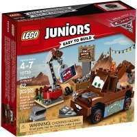 Lego juniors 10733 Cars 3 : Chatarrería de Mate