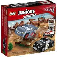 Lego juniors 10742 Cars 3 : Entrenamiento de Willy en la colina