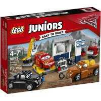 Lego juniors 10743 Cars 3 : Taller de Smokey