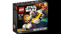 Lego star wars 75162 Y Wing Microfighter