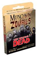 Munchkin Zombies The Walking Dead Expansion (English)