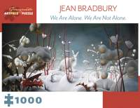 Rompecabezas Bradbury /we are Alone. We are Not AloneÊ1000 piezas