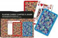 Set doble cartas puntos - Piatnik