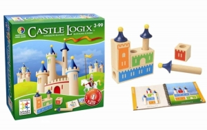 Juego Castle logix - Castillo logico- Smart games