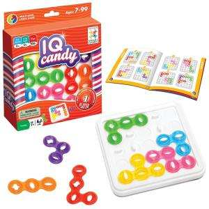 Juego IQ Candy- Smart games