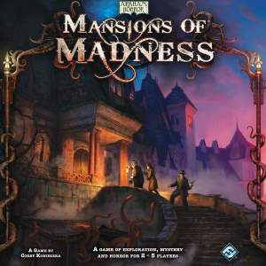 Juego Mansions of Madness - Fantasy Flight games