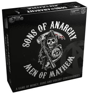 Juego Sons of Anarchy Men of Mayhem - Gale force nine