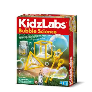 Kidz Labs / Bubble Science , ciencia de burbujas - 4M