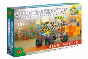 Store Master(Montacargas)tipo meccano